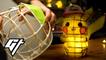 This Man Turns Disney and Ghibli Cartoons into Ultra-Cute Lanterns