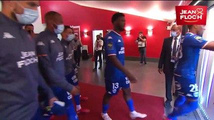 Le résumé de la rencontre Stade de Reims - FC Lorient (0-0) 21-22
