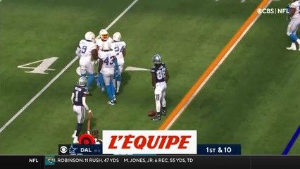 Le résumé de Los Angeles Chargers - Dallas Cowboys - Foot US - NFL