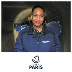 Dans les Coulisses de Paris : Érica, égoutière à la Ville de Paris
