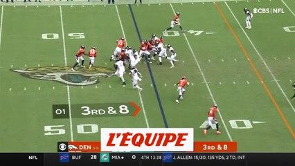 Le résumé de Jacksonville Jaguars - Denver Broncos - Foot US - NFL