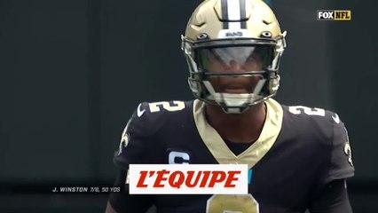 Le résumé de Carolina Panthers - New Orleans Saints - Foot US - NFL