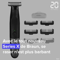 Notre test de rasoir Braun Series X