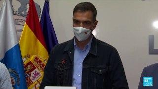 Espagne : des coulées de lave à La Palma après l'éruption d'un volcan