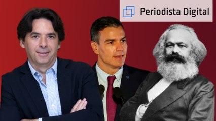 """Percival Manglano: """"El PSOE desde su nacimiento ha sido un partido marxista"""""""