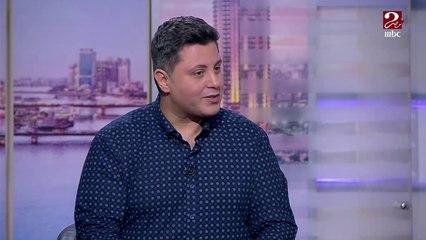 عماد الدين حسين: الفن ساهم في انتشار اللهجة المصرية في الدول العربية