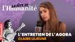 """Claire Lejeune: """"le gouvernement s'est mis à distance des citoyens"""""""