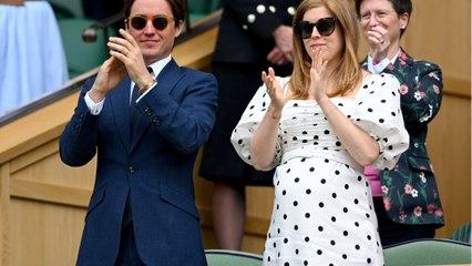 princess beatrice gives birth to baby girl
