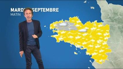 Illustration de l'actualité Bulletin météo pour votre mardi 21 septembre