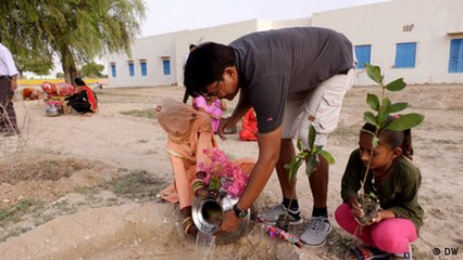 Indien: Bäume als Familienmitglieder