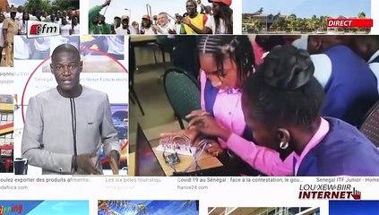 """""""Lou xew biir internet"""" - Pr : Mamadou Ndiaye - 20 Septembre 2021 #tfm"""