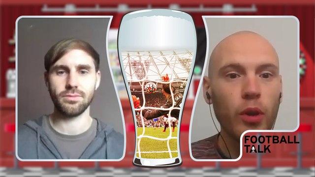 Football Talk: Manchester United's penalty, Everton's squad struggles, Brighton's great start