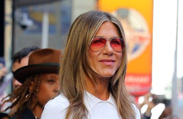 Jennifer Aniston: 'Sağlıklı yaşam iyi beslenmekten çok daha fazlası'