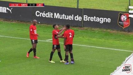 U19. Un triplé d'Aaron Malouda et une première victoire de la saison face à Chateauroux (3-2)
