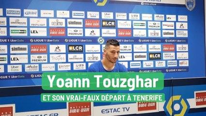 Yoann Touzghar et son vrai-faux départ à Tenerife