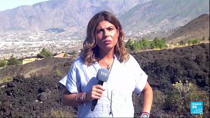 Erupción del volcán Cumbre Vieja en España obligó a evacuar a cerca de 5.000 personas