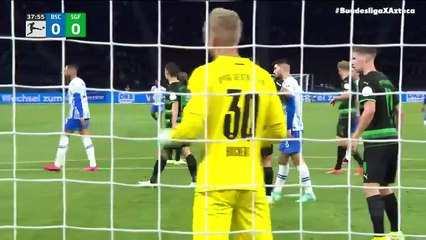 Hertha Berlín vs Greuther Furth EN VIVO   Bundesliga   Jornada 5