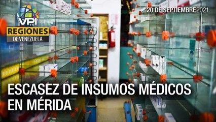 Noticias regiones de Venezuela - Lunes 20 de Septiembre