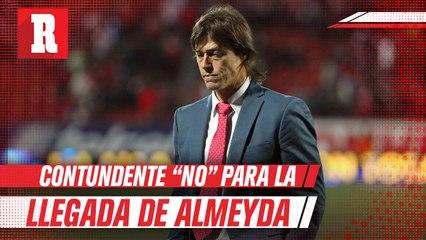Matías Almeyda no va a regresar a Chivas, aseguró Peláez