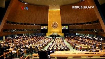 Jokowi Dijadwalkan Hadir Secara Virtual pada Sidang Majelis Umum PBB