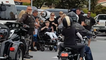 20,000 Bikers Ride By House of Terminally-Ill Motorcycle Enthusiast