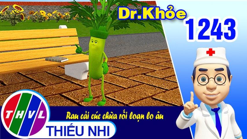 Dr. Khỏe - Tập 1243: Rau cải cúc chữa rối loạn lo âu