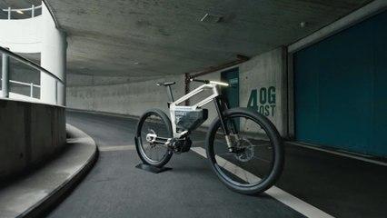 Das BMW i Vision AMBY - Das Design - mehr als ein E-Bike