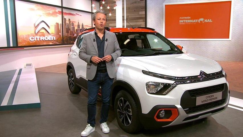 New Citroën C3 Hatchback - Pierre Leclercq, Head of Design