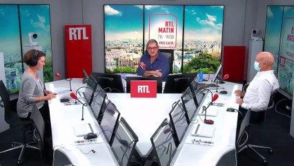 Le journal RTL de 7h30 du 21 septembre 2021