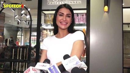 Pavitra Punia Spotted Outside Salon | Speaks About Shehnaaz Gill & Big Boss Upcoming Season