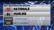 Nationals @ Marlins Game Preview for SEP 21 -  6:40 PM ET