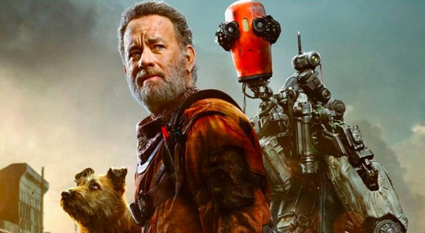 FINCH -Official Trailer - Tom Hanks, Robot Sci-Fi Movie vost