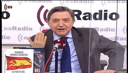 Federico a las 7: El 'Pollo' Carvajal señala a Podemos e Iglesias