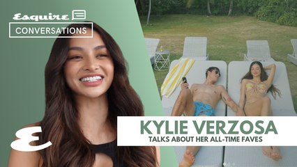 Kylie Verzosa Talks About Her All-Time Faves