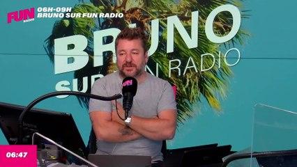 Bruno sur Fun Radio - L'intégrale du 21 septembre