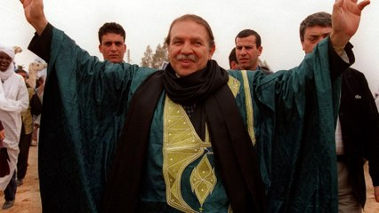 Abdelaziz Bouteflika, l'homme de la paix ?