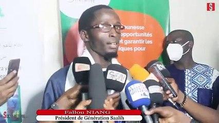 Génération Saalih principale bénéficiaire du  projet  de Paradigm Initiative