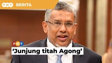 Junjung titah Agong, Hanipa gesa laksana usul undi percaya terhadap PM