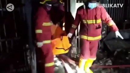 Polisi Tetapkan Tiga Tersangka Kebakaran Lapas Tangerang