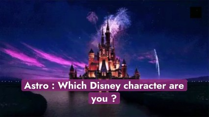 Which Disney hero are you according to your sign?