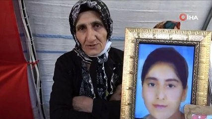 O anne HDP/PKK'ya isyan etti: Hangi HDP milletvekilinin çocuğu dağda?