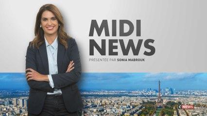 Midi News du 21/09/2021