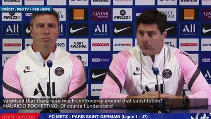 PSG : Mauricio Pochettino désamorce la polémique Lionel Messi