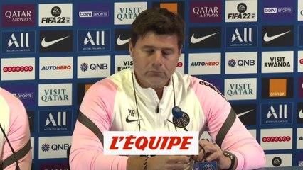 Messi forfait à Metz - Foot - L1 - PSG