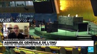 Crise des sous-marins : les tensions s'invitent à l'Assemblée générale de l'ONU