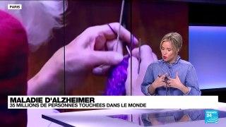 Maladie d'Alzheimer : 35 millions de personnes touchées dans le monde