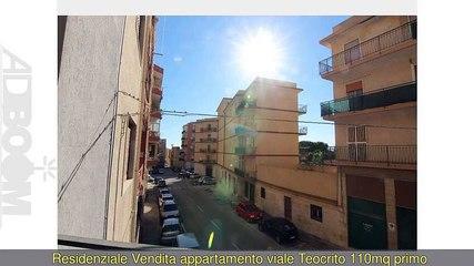 Appartamento viale Teocrito mq110
