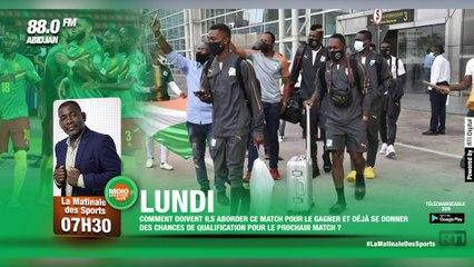 Matinale Des Sports du 06 Septembre 2021 par Fernand kouakou
