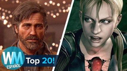 ¡Top 20 PEORES Giros en la trama de Videojuegos!