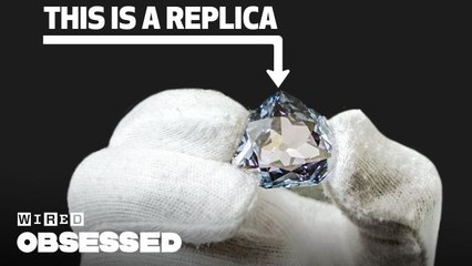 How This Guy Replicates Diamonds